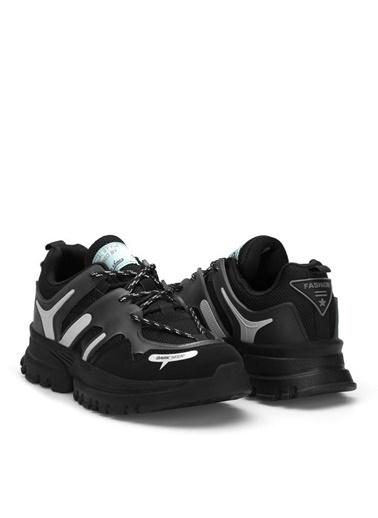 Dark Seer Ds3.5154 Sneaker 2021 Kadın Siyah